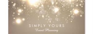 Simply Yours Event Planning