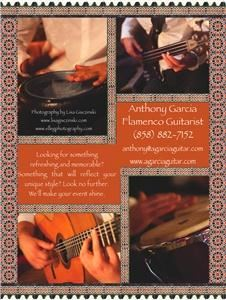 Anthony Garcia - Flamenco Guitarist