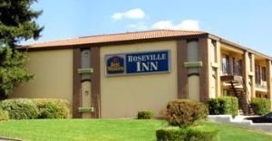 Best Western - Roseville Inn