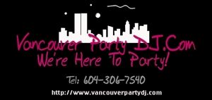 Vancouver Party DJ