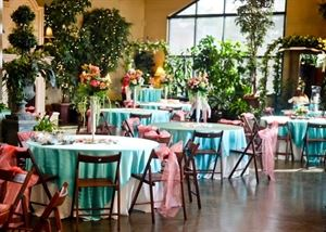 Atrium Weddings and Events at Western Gardens Sandy
