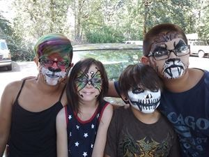 The Facepaint Fairies
