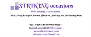 Striking Occasions