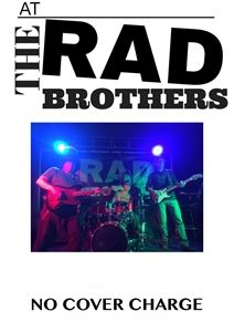The RAD Brothers Trio - Classic/Country Rock Band