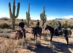 Superstition Trail Rides