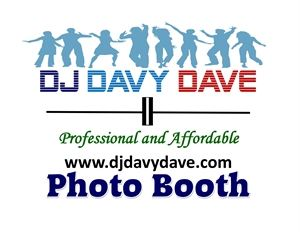 DJ Davy Dave Photo Booth