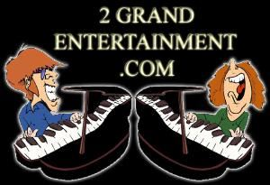 2Grand Entertainment Dueling Pianos Los Angeles California, Hire Dueling Pianos in Los Angeles CA