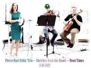 Pierce-Hart Celtic Trio