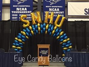 Eye Candy Balloons