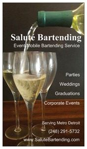Salute Bartending Services