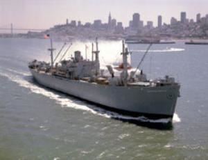 S.S. Jeremiah O'Brien - National Liberty Ship Memorial
