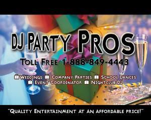 DJ Party Pros Incorporate