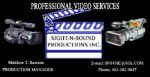 SIGHT-N-SOUND PRODUCTIONS INC.