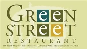 Green Street Restaurant - Catering
