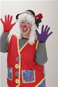 T Tator Tot the Clown
