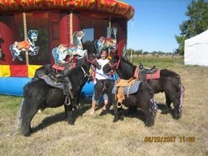 Tickle Me Pony Parties & Travelling Petting Zoo