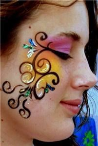 Fantasy Face & Body Art