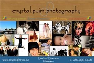Crystal Puim Photography - Canmore