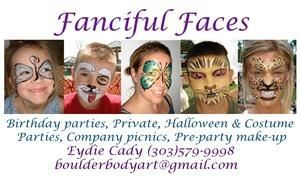 Fanciful Faces