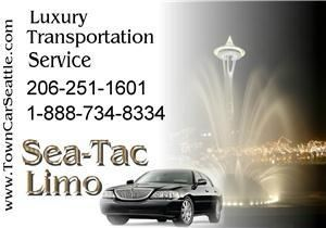 Seattle Town Car