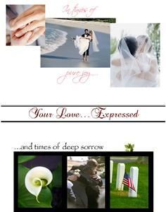 Your Love...Expressed