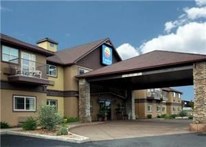 Comfort Inn and Suites Ukiah