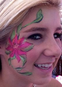 Redding Face Painting