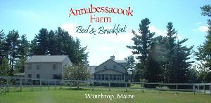 Annabessacook Farm Bed & Breakfast