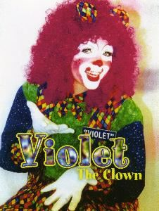 Violet the Clown and Teddy Town