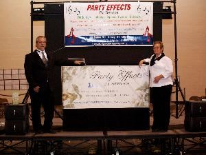 Party Effects DJ Service