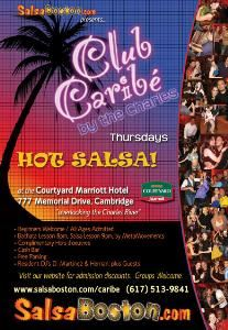 Club Caribe by SalsaBoston . com