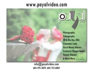 Payal Video