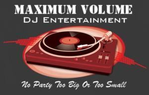 Maximum Volume DJ Entertainment