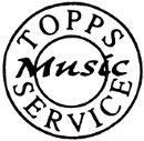 Topps Music Service