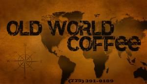 Old World Coffee Catering
