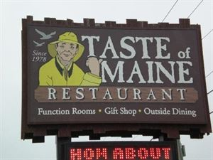 The Taste Of Maine