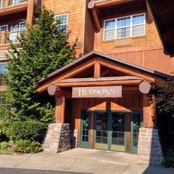 Hudson's Bar & Grill at Heathman Lodge