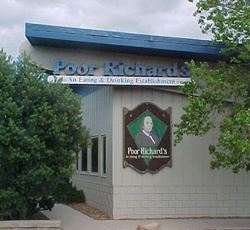 Poor Richards Restaurant