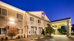 Best Western - University Inn & Suites