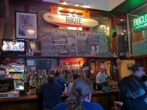 Rogue Ales Distillery and Public House