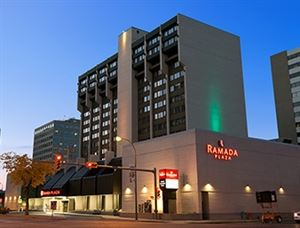 Ramada Plaza Regina Downtown