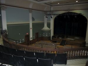 Stratford City Hall Auditorium