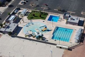 Stapley Aquatic Complex