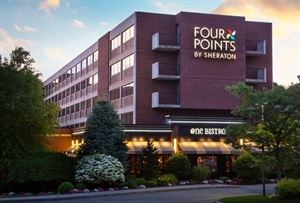 The Four Points by Sheraton Norwood