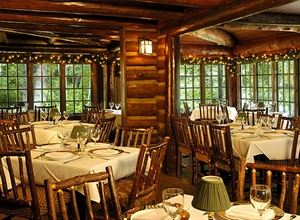 Log Haven Restaurant