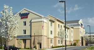 Fairfield Inn & Suites Worcester Auburn
