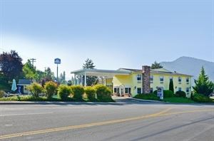 Best Western - Grants Pass Inn
