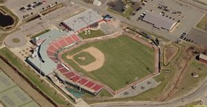 Shaws Stadium - Brockton Rox