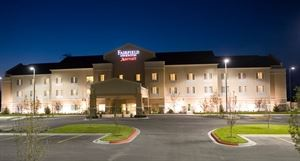 Fairfield Inn & Suites Burley