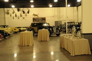Lew Webb's Classic Car & Event Center